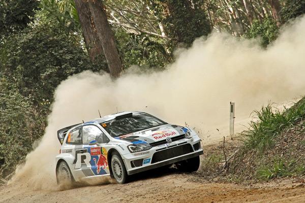 Rallye de Australia - Sábadoo