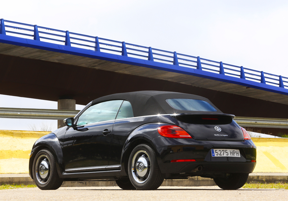 Volkswagen Beetle Cabrio 1.6 TDI 50's