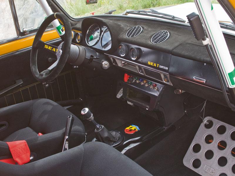 Seat 124 FL