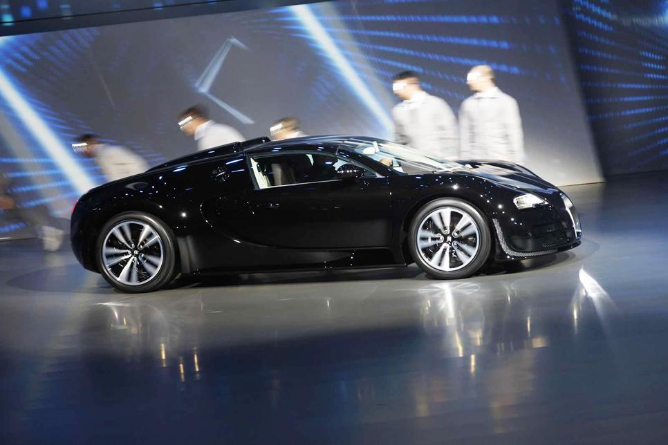 Los cinco coches más potentes del Salón de Frankfurt 2013