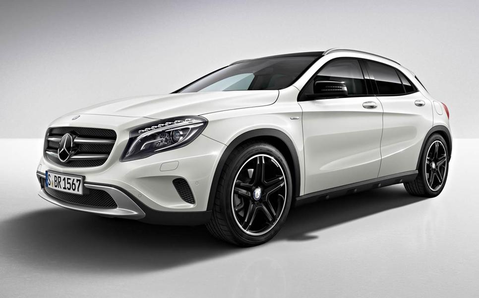 Mercedes GLA Edition I