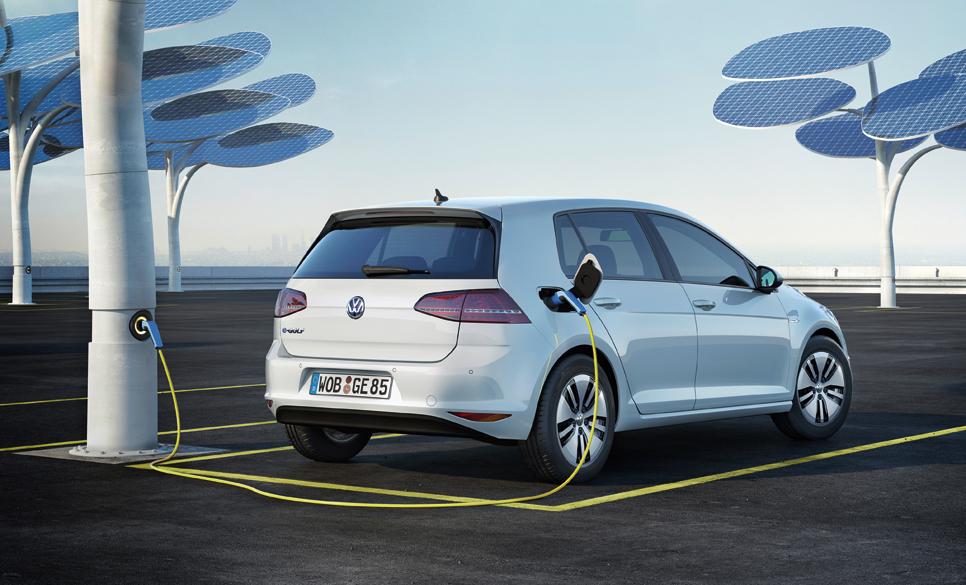 Volkswagen e-Golf, el Golf eléctrico se pone las pilas