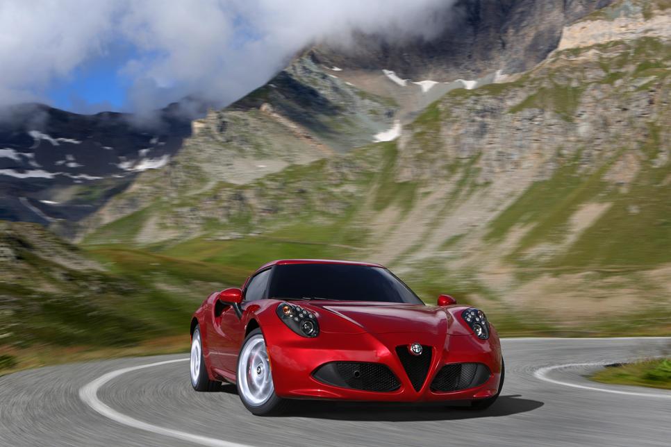 Alfa Romeo 4C, lo conducimos y disfrutamos