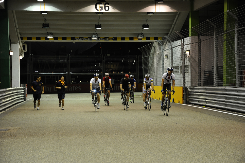 Previo GP Singapur: jornada del jueves
