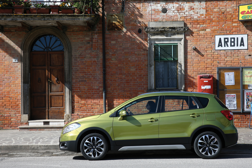 El nuevo Suzuki SX4 S-Cross, desde 17.195 euros