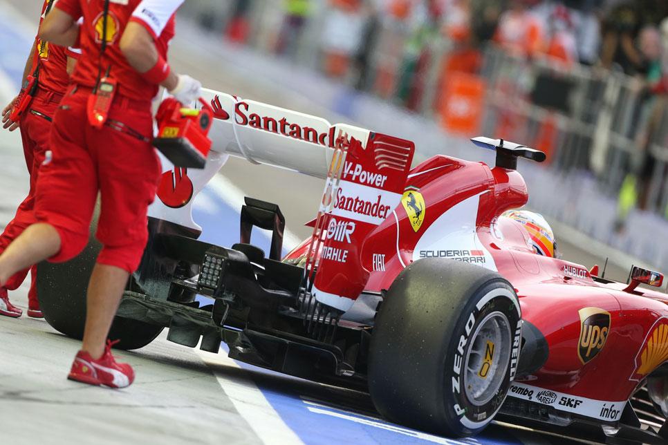 GP Singapur: la clasificación