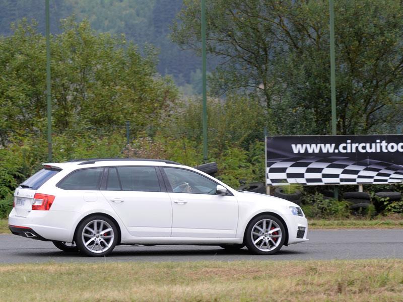 Skoda Octavia RS, comercialización