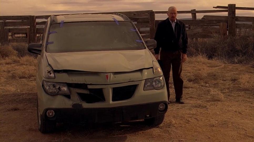 Los coches de Breaking Bad, a subasta