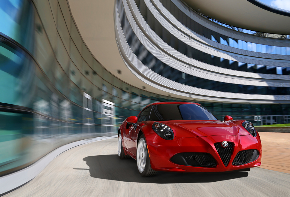 Alfa Romeo 4C, desde 53.990 euros