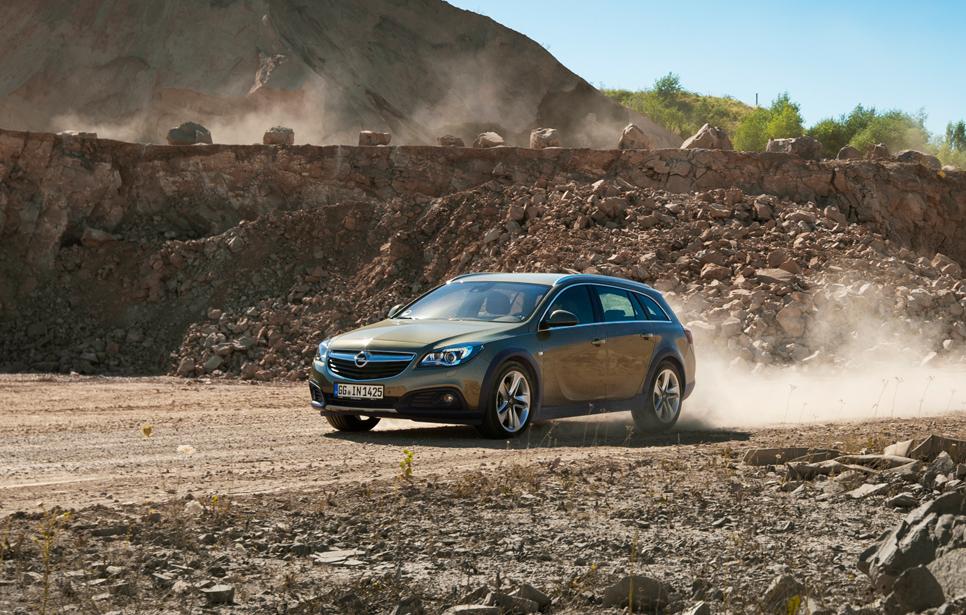 Opel Insignia 2014, todos sus detalles