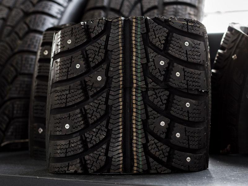 Los secretos del diseño de un neumático