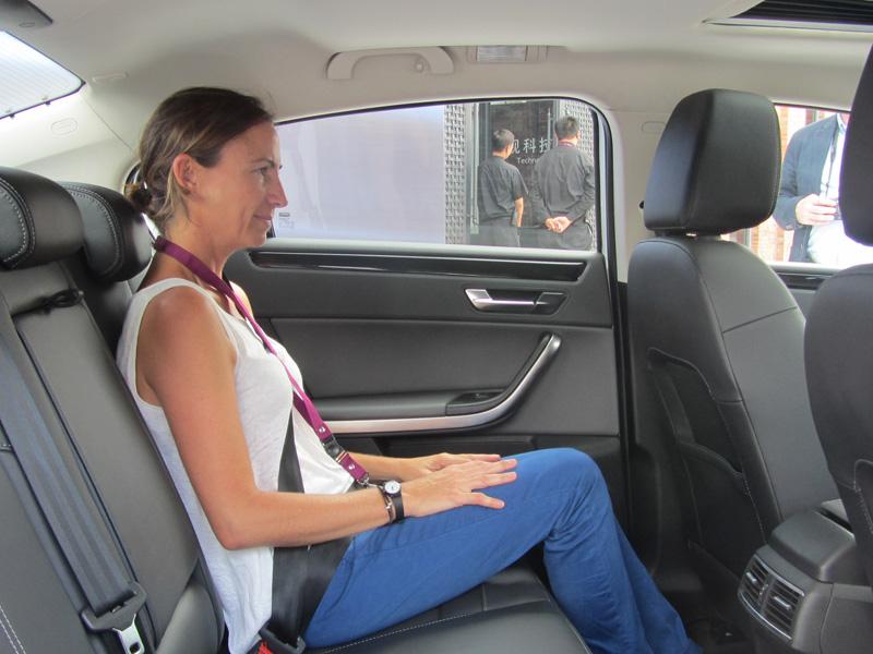 Quoros 3 Sedan, familiar y crossover