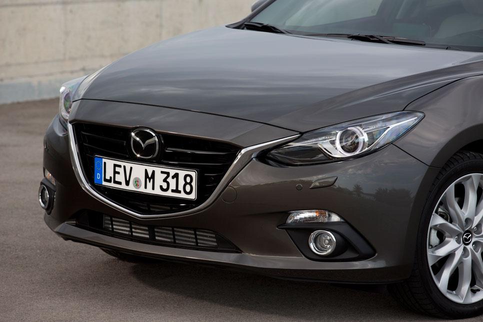 Nuevo Mazda 3 SportSedan