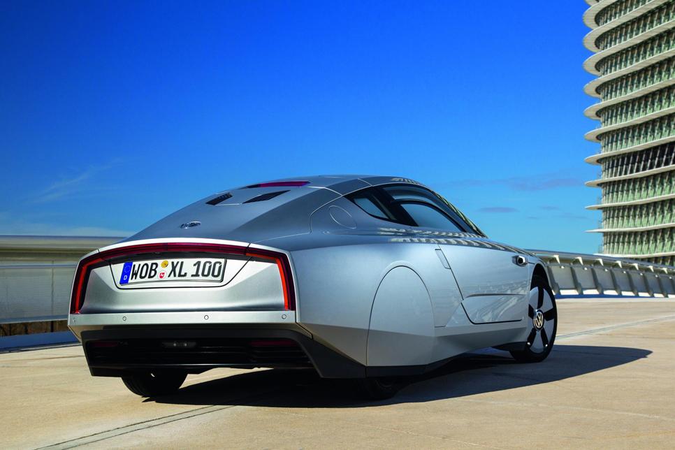 Volkswagen XL1 Sport, un deportivo con motor Ducati