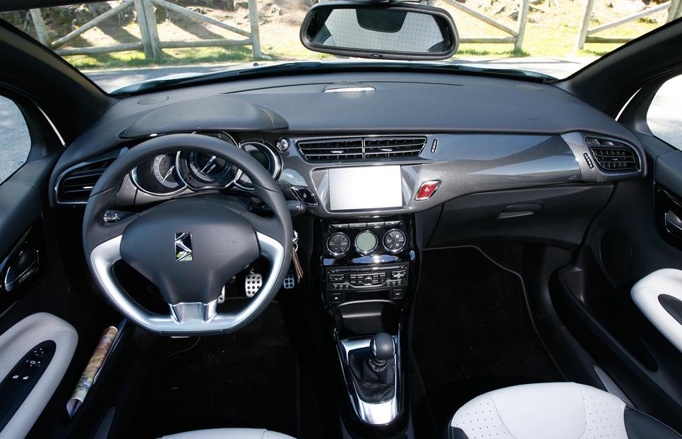 Citroën DS3 Cabrio 1.6 THP Sport