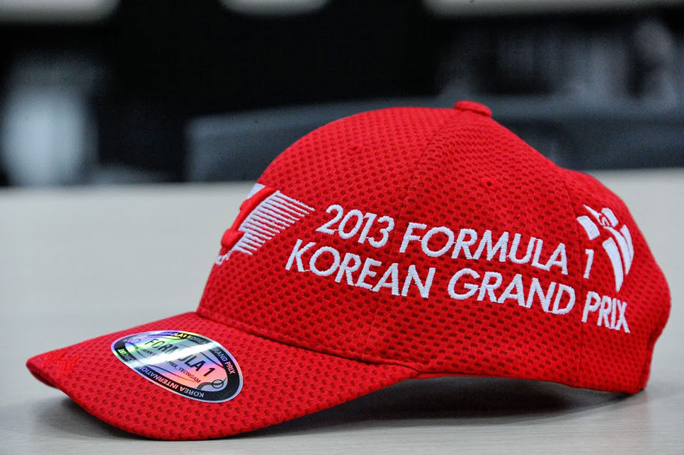 Previo F1, GP de Corea