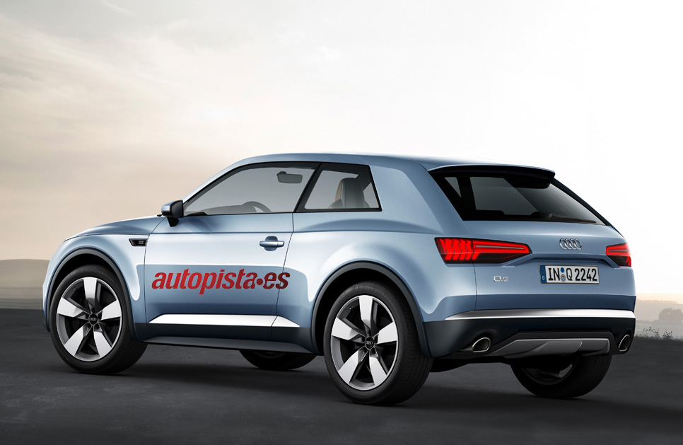 Audi fabricará un nuevo SUV: el Q1