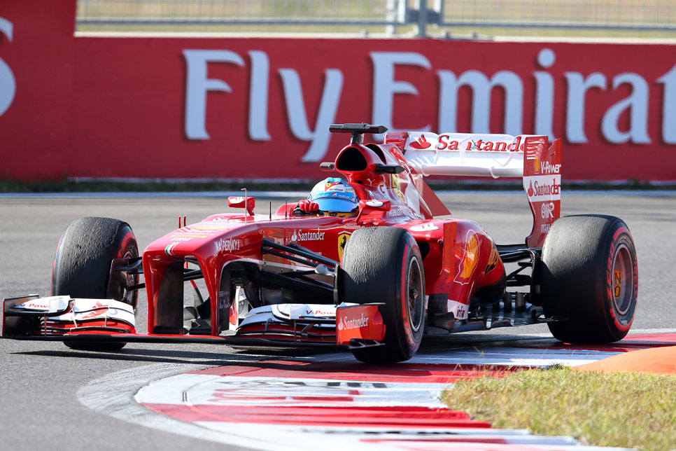 GP Corea: la carrera
