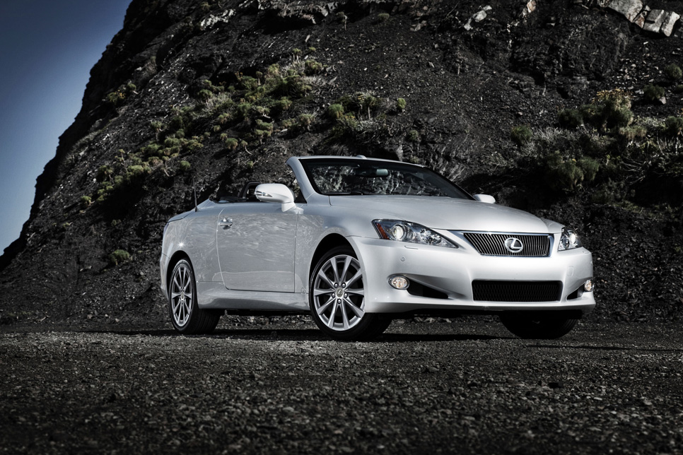 Lexus IS C 2014, glamour en descapotable