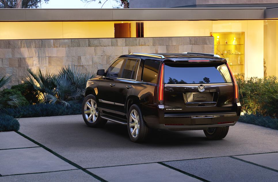 Cadillac Escalade 2015, SUV de lujo
