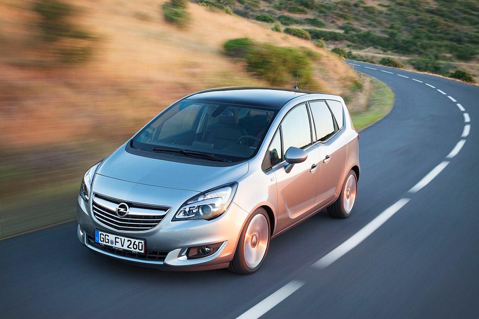 Nuevo Opel Meriva 2014