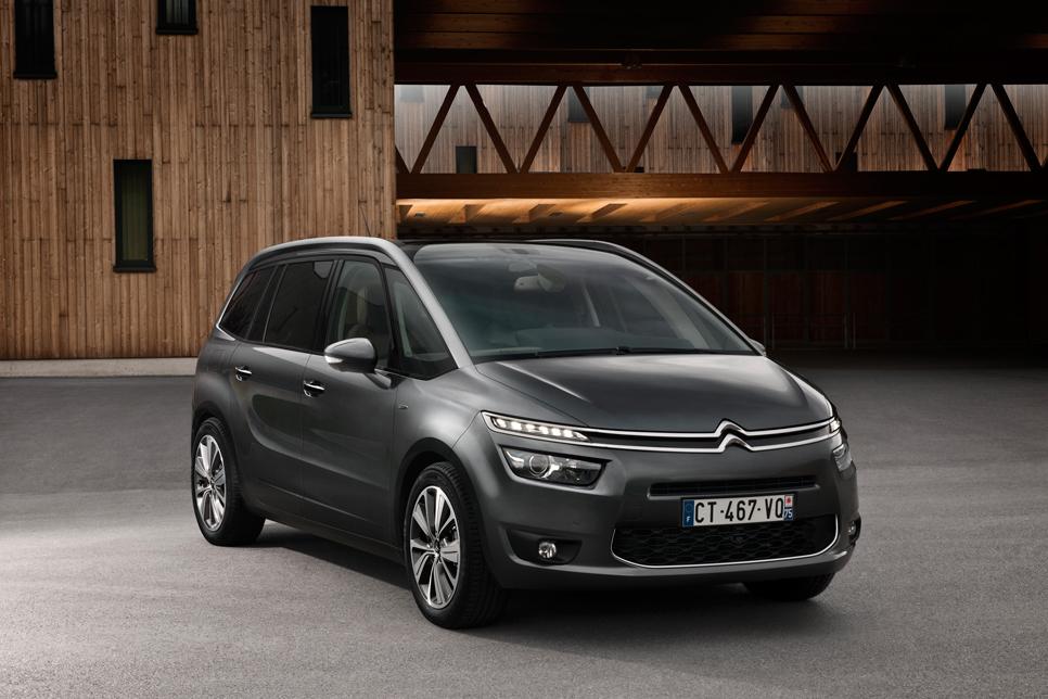Citroën C4 Picasso BlueHDi, precios