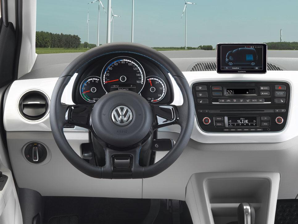 Contacto del VW e-UP!