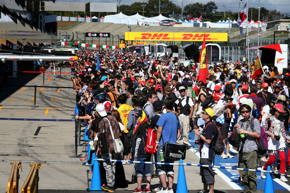 Previo GP Japón de Fórmula 1