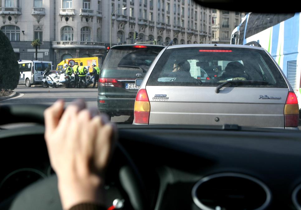 Las distracciones más frecuentes al volante