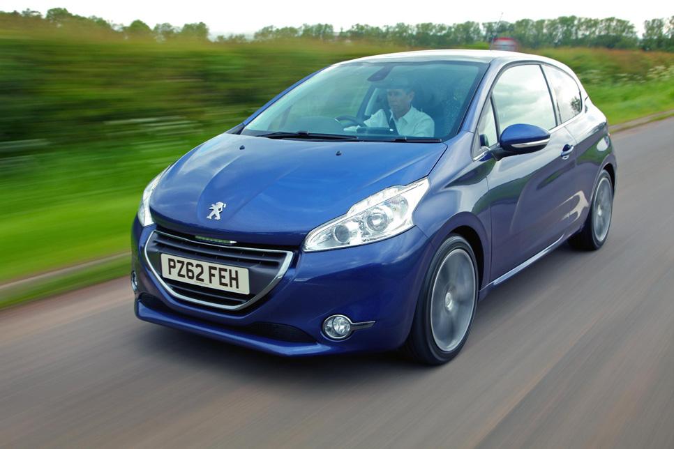 Peugeot con cambio ETG