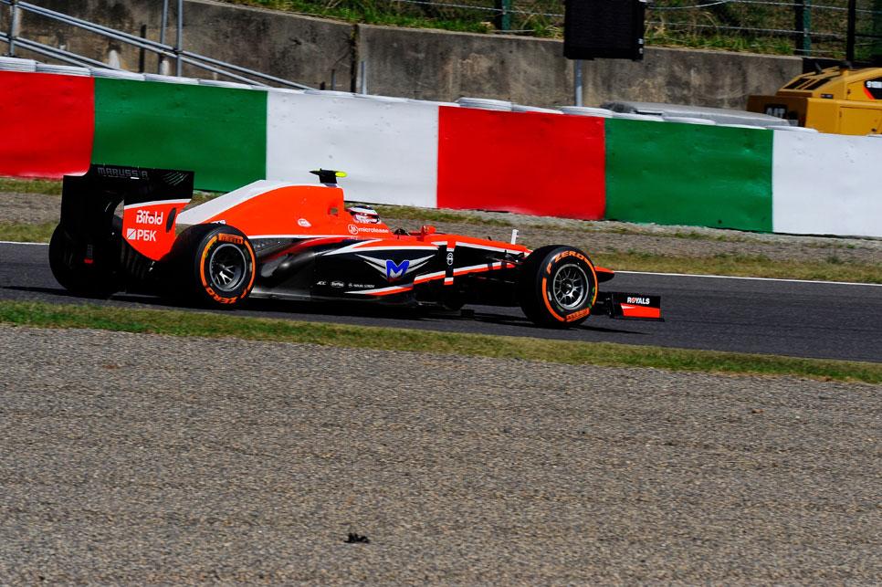 GP Japón: la clasificación