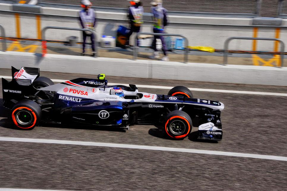 GP Japón: la carrera