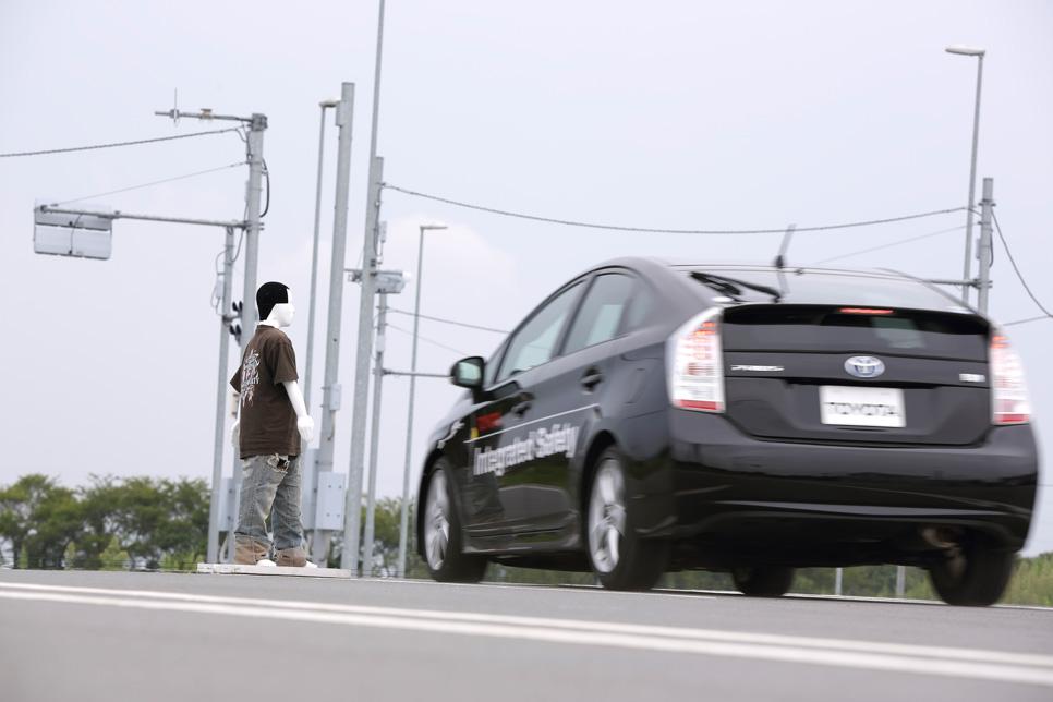 Lo último en tecnología de Toyota
