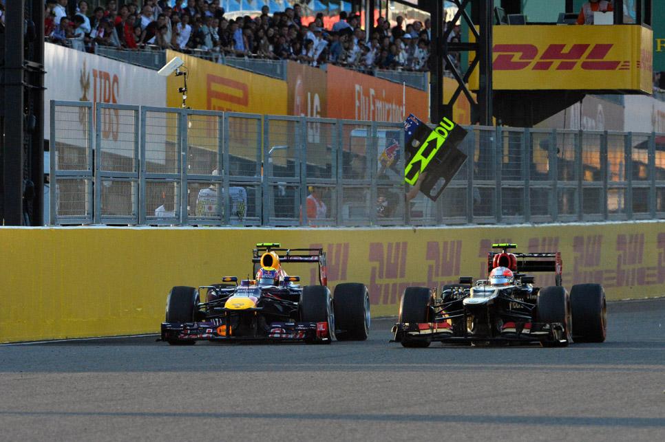 F1: Gran Premio de Japón 2013