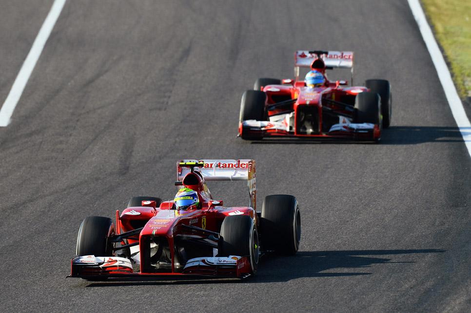 Gran Premio de Japón 2013 de F1