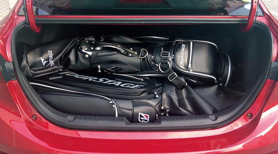 Mazda Axela Hybrid, el Mazda 3 híbrido