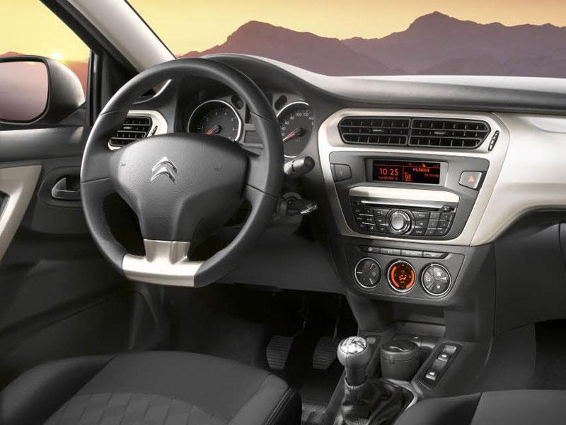 Citroën C-Elysée, ahora con cambio automático ETG
