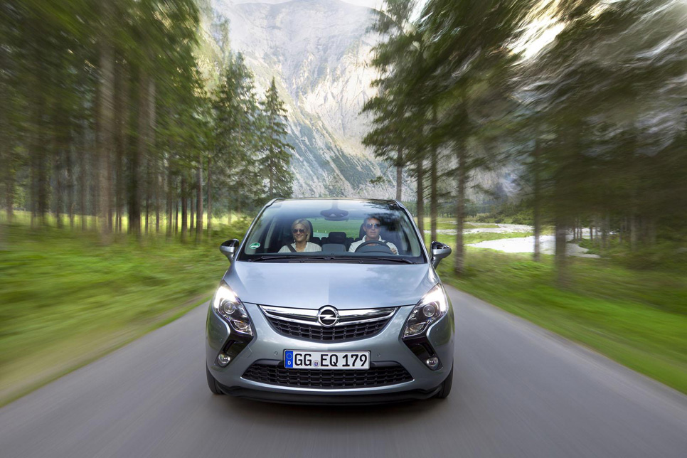 Opel Zafira Tourer 1.6 SIDI de 200 CV