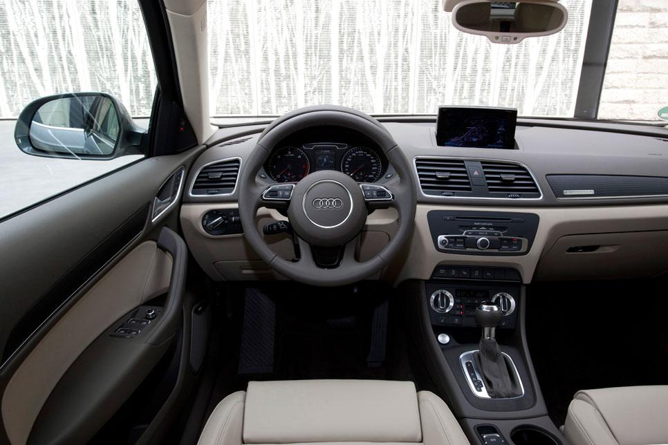 Audi Q3 TFSI 150 CV