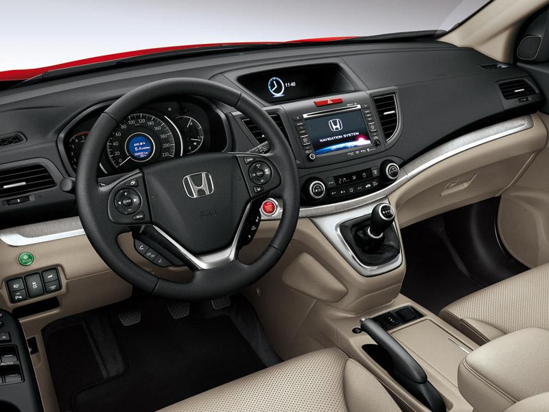 Honda CR-V 1.6 i-DTEC 120 CV