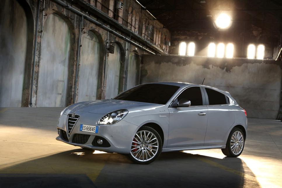 Alfa Romeo Giulietta 2014, culto a lo bello