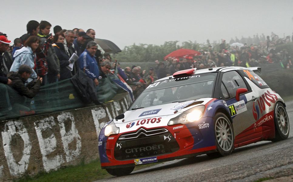 Rallye de España 2013 - Previo