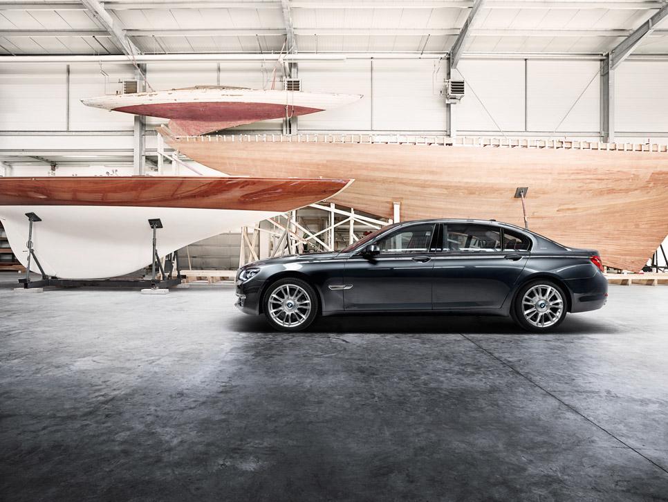 BMW 760Li inspirado por Robbe & Berking