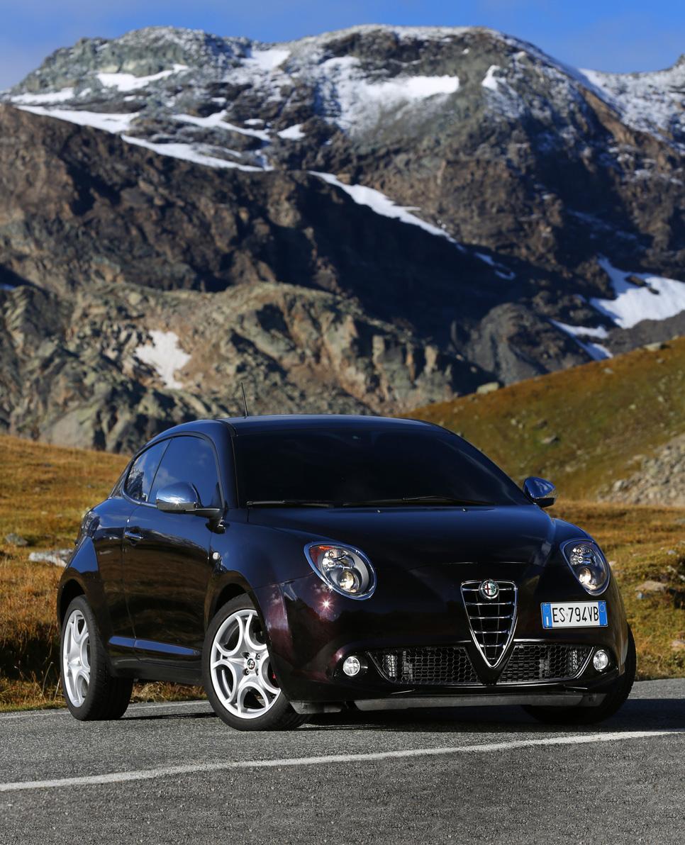 Alfa Romeo MiTo 2014, esencia en frasco pequeño