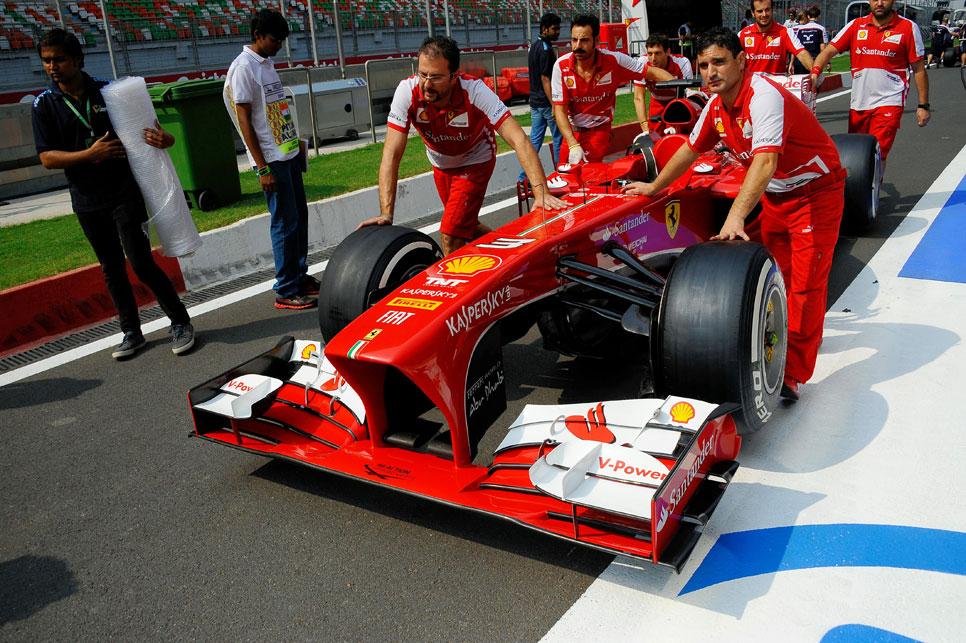 Previo GP India