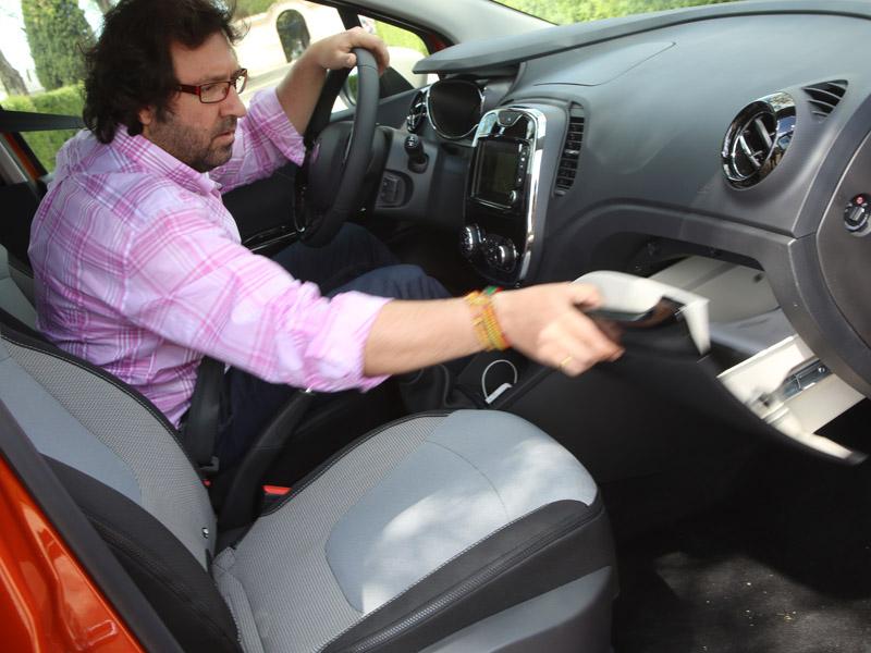 Renault Captur 1.5 dCi, prueba
