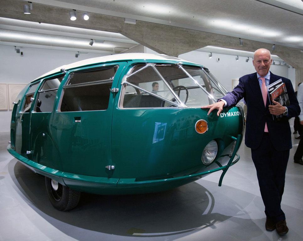 Los coches futuristas más absurdos de la historia