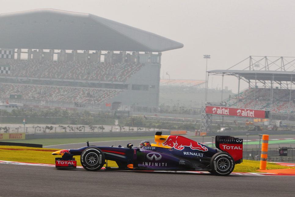 GP India: la clasificación
