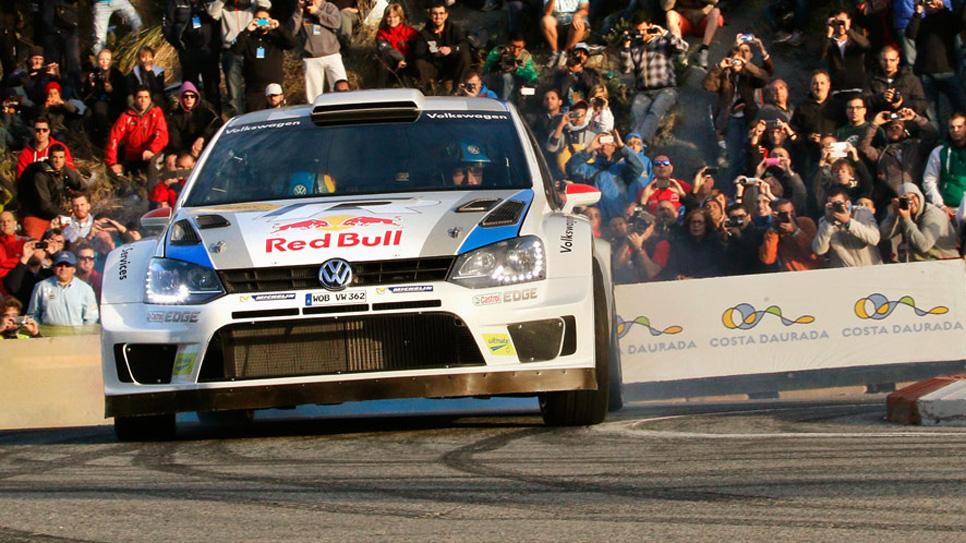 Rallye España: etapa del sábado