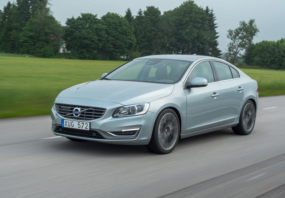 Motores Volvo Drive-E, máxima eficiencia